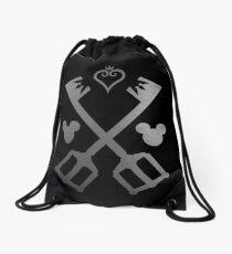 Kingdom Hearts - Gekreuzte Schlüsselblades Turnbeutel