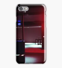 hillside motel iPhone Case/Skin