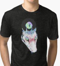 alligator blood Tri-blend T-Shirt