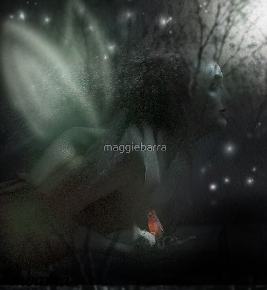 The Magic Place by maggiebarra