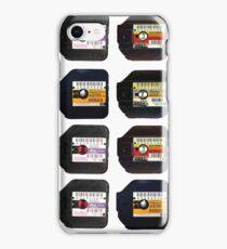 disc film iPhone Case/Skin