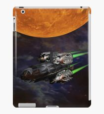 Science Fiction Space Rocket iPad Case/Skin