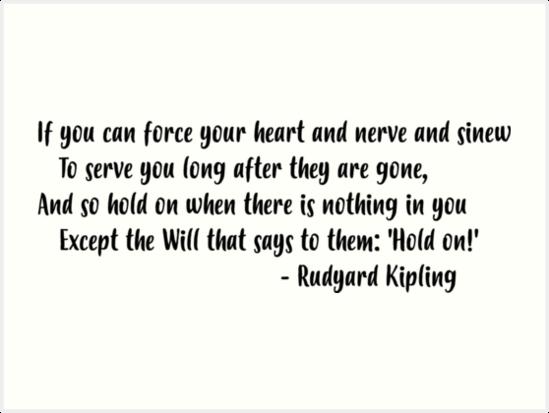 if rudyard kipling text