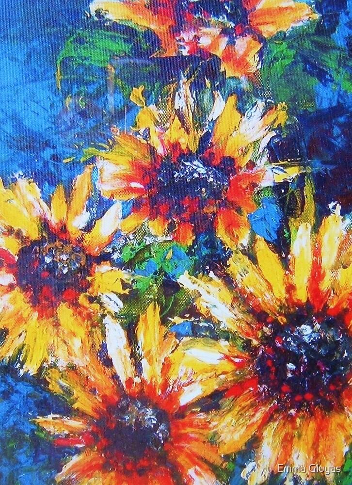 Sunflowers by Emma Gluyas