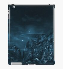 Science Fiction Ufo iPad Case/Skin