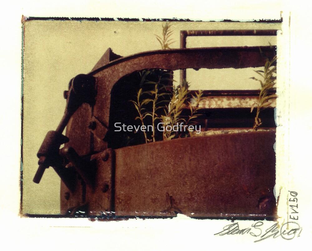 Machine Parts by Steven Godfrey