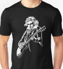 Beethoven Rock! Slim Fit T-Shirt