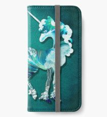 Unicorn of the Sea iPhone Wallet/Case/Skin
