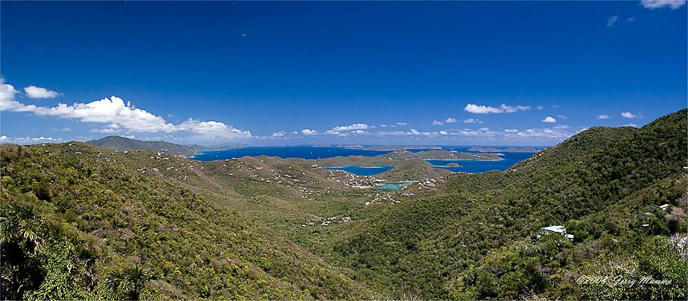Coral Bay by Jerry  Mumma