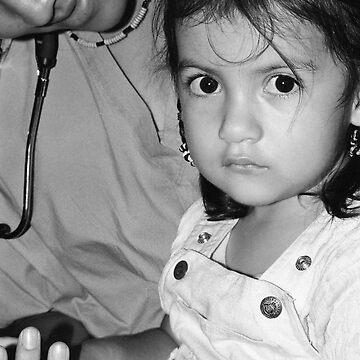 Quiet Patient by mekana