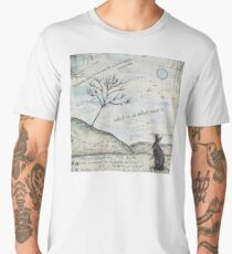 Watership Down Encaustic Men's Premium T-Shirt