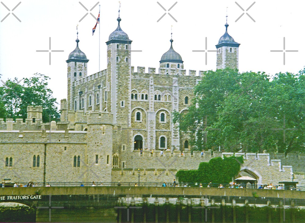 Tower of London by Tom Gomez