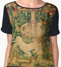 The Unicorn is Found Chiffon Top