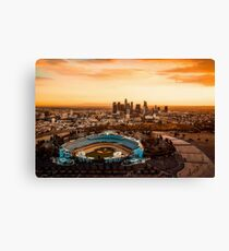 Los Angles Stadium  Canvas Print