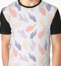 Dainty Hands Graphic T-Shirt