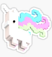 Derpy Unicorn Sticker