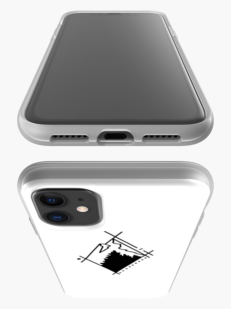 Alternate view of Diamond Mountain iPhone Case & Cover