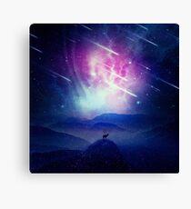 Cosmic Guardian Canvas Print