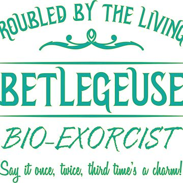 Call Betlegeuse by wreckitash
