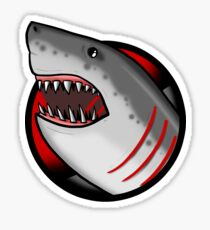 APEX PREDATOR (GREAT WHITE SHARK) SIMPLE Sticker