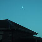 Distance to Moon from Me. by Vimm