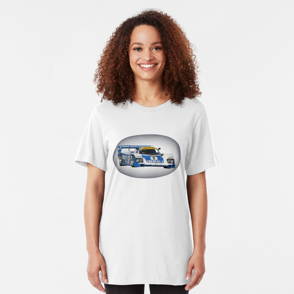 Porsche 956C Slim Fit T-Shirt