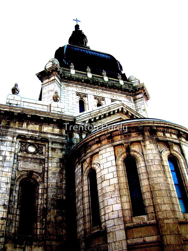 Basilica of Saint Mary by Trenton Purdy