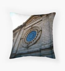Window to Heaven Throw Pillow