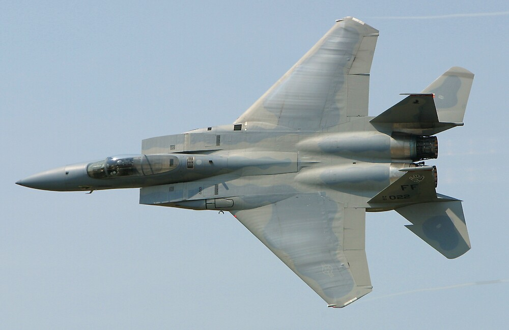 F-15 Eagle by ScottH711