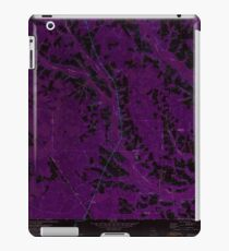 USGS TOPO Map Georgia GA Crawley 245440 1971 24000 Inverted iPad Case/Skin