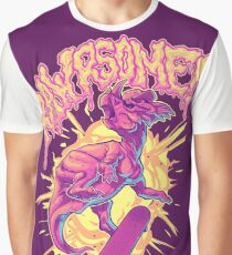 Rawrsome Graphic T-Shirt