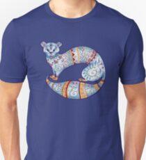 Fuzzy Ferret flounce Unisex T-Shirt
