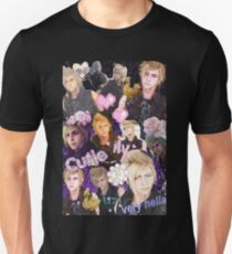 Final Fantasy XV Prompto Collage Unisex T-Shirt
