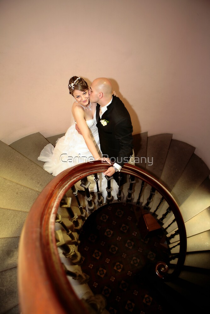 Stairway by Carine  Boustany