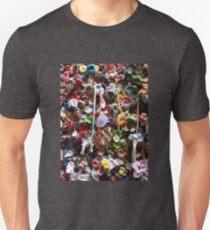 Seattle Gum Wall Unisex T-Shirt