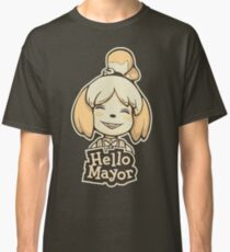 Hello Mayor Classic T-Shirt