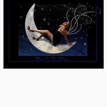 Meg in the Moon by CiasArt