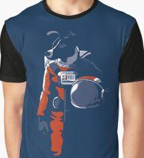 Laika the spacedog Grafik T-Shirt