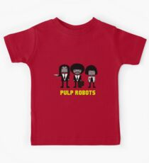 Pulp Robots Kids Clothes