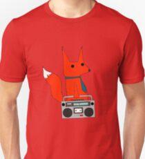 music fox T-Shirt