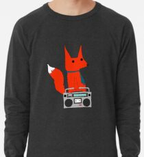music fox Lightweight Sweatshirt