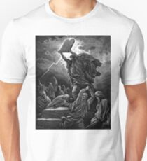 Moses Smashing the Tables of the Law T-Shirt