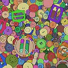 Noisy Buttons by Colin Bentham