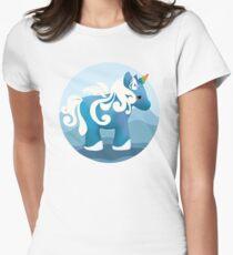 Magic Unicorn Women's Fitted T-Shirt