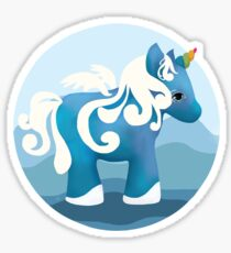 Magic Unicorn Sticker