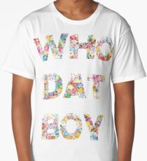 Yo, who dat boy?  Long T-Shirt