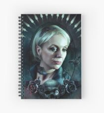 Mary Watson Spiral Notebook