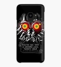 Majoras Mask - Meeting With a Terrible Fate Case/Skin for Samsung Galaxy