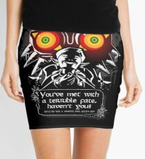 Majoras Mask - Meeting With a Terrible Fate Mini Skirt