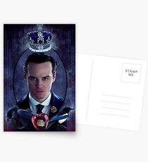 Moriarty Postcards